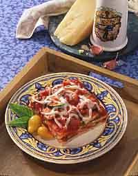 Lasagna à la Zucchini