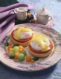 Encore Eggs Benedict