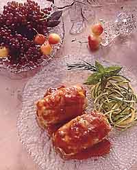 Beefy Cabbage Rolls