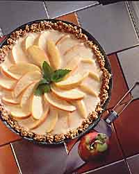 Oats 'n' Apple Tart
