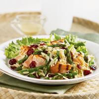 Salmon, Asparagus & Orzo Salad