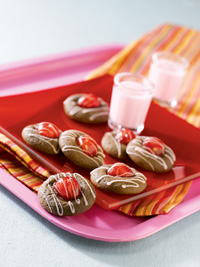 Chocolate Cherry Gems