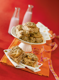 Crispy Cookie Treats