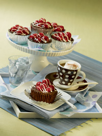 Black Forest Tarts