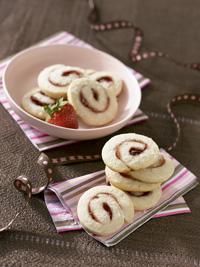Sweet Jam Swirls