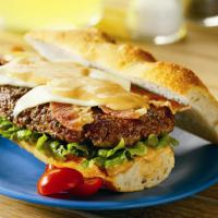 BBQ Ranch Bacon Cheeseburgers