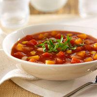 Fragrant Autumn Vegetable Soup