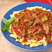 Italian Beef Stir-Fry