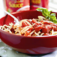 Slow-Simmered Marinara Sauce