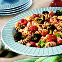 Spicy Mediterranean Pasta