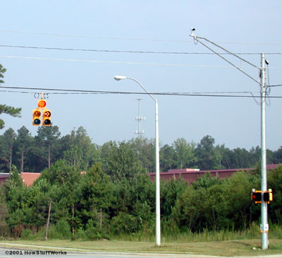 How Red Light Cameras Work Howstuffworks