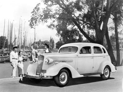 1934, 1935, 1936 Reo Cars | HowStuffWorks
