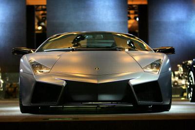 How The Lamborghini Reventon Works Howstuffworks