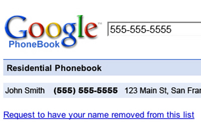 free reverse number lookup with google
