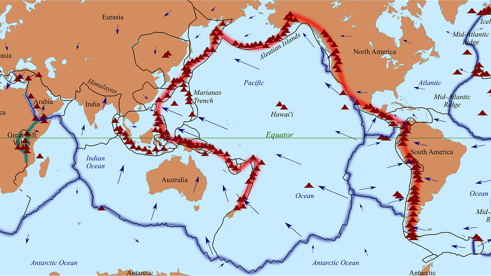 7 Hot Facts About the Pacific Ring of Fire   HowStuffWorks
