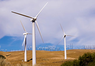 Physical Risks Associated with the Production of Wind Energy