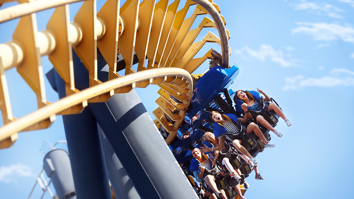 How Roller Coasters Work Howstuffworks