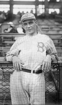Hall of Famer Rube Marquard