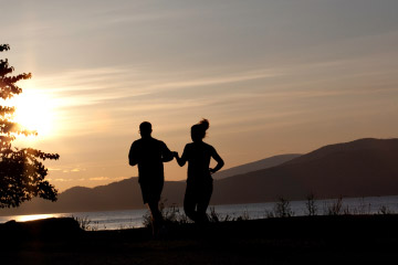 Top 10 Tips for Running with Your Significant Other