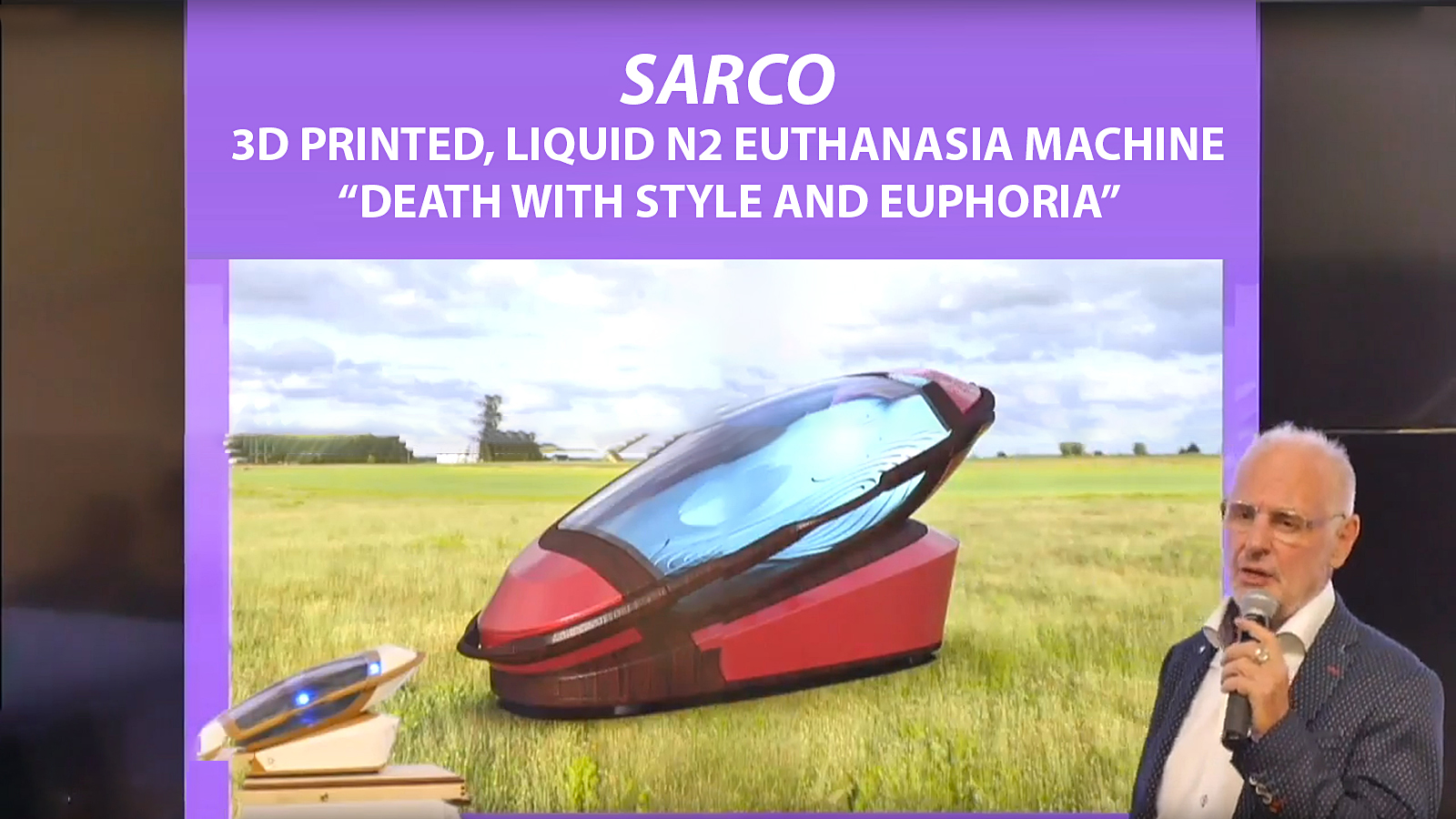 The Sarco Suicide Pod: Controversial or Compassionate?