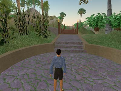 The Geography of Second Life | HowStuffWorks