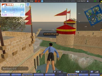 Walking and Talking in Second Life | HowStuffWorks
