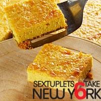 Corn Cake (Torta de Maíz)
