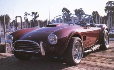 Shelby Cobra 260/289 and AC 289 | HowStuffWorks