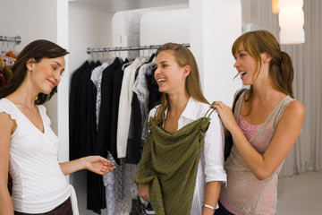 d0fd84afc Is a day of shopping with the girls your idea of heaven or hell?