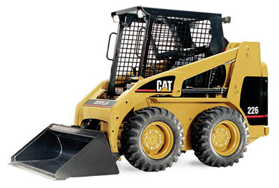 What They Can Do - How Caterpillar Skid Steer Loaders