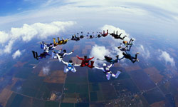 Risk of Skydiving Accidents - Skydiving Accidents
