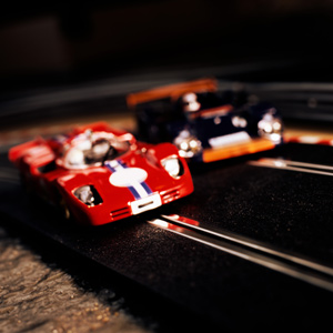 How Slot Car Racing Works | HowStuffWorks | Advanced Wiring Slot Car Track |  | Entertainment | HowStuffWorks