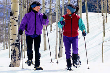 Snowshoe Safety Howstuffworks
