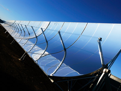 How Solar Thermal Power Works Howstuffworks