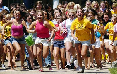 Sorority Recruitment Howstuffworks