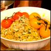 Spaghettini of Crab, Lemon and Parsley