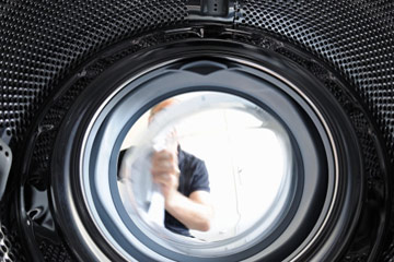 What Can You Do When Your Washing Machine Leaves Stains?