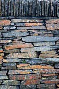 The Question of Stone - How to Build a Stone Wall
