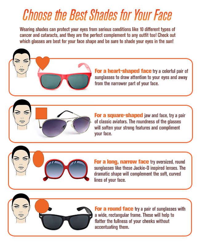 sunglasses for face