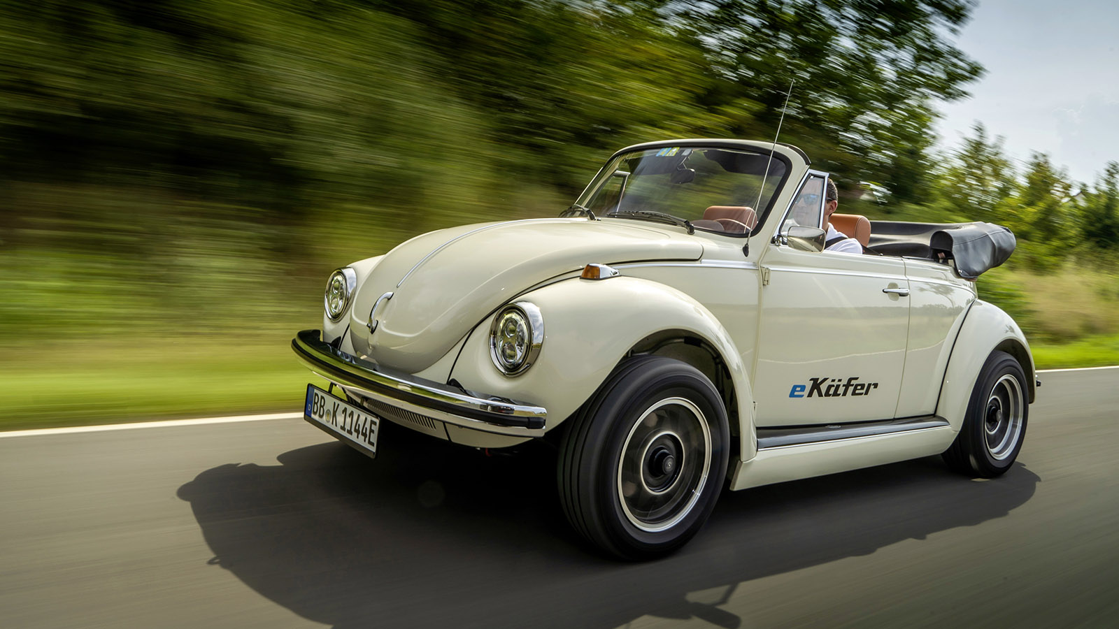 Could Electric Motor Conversions Save Classic Cars?