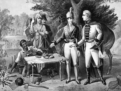 Francis Marion - the Swamp Fox of the American Revolution
