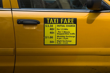 Common Fares How Taxi Meters Work Howstuffworks