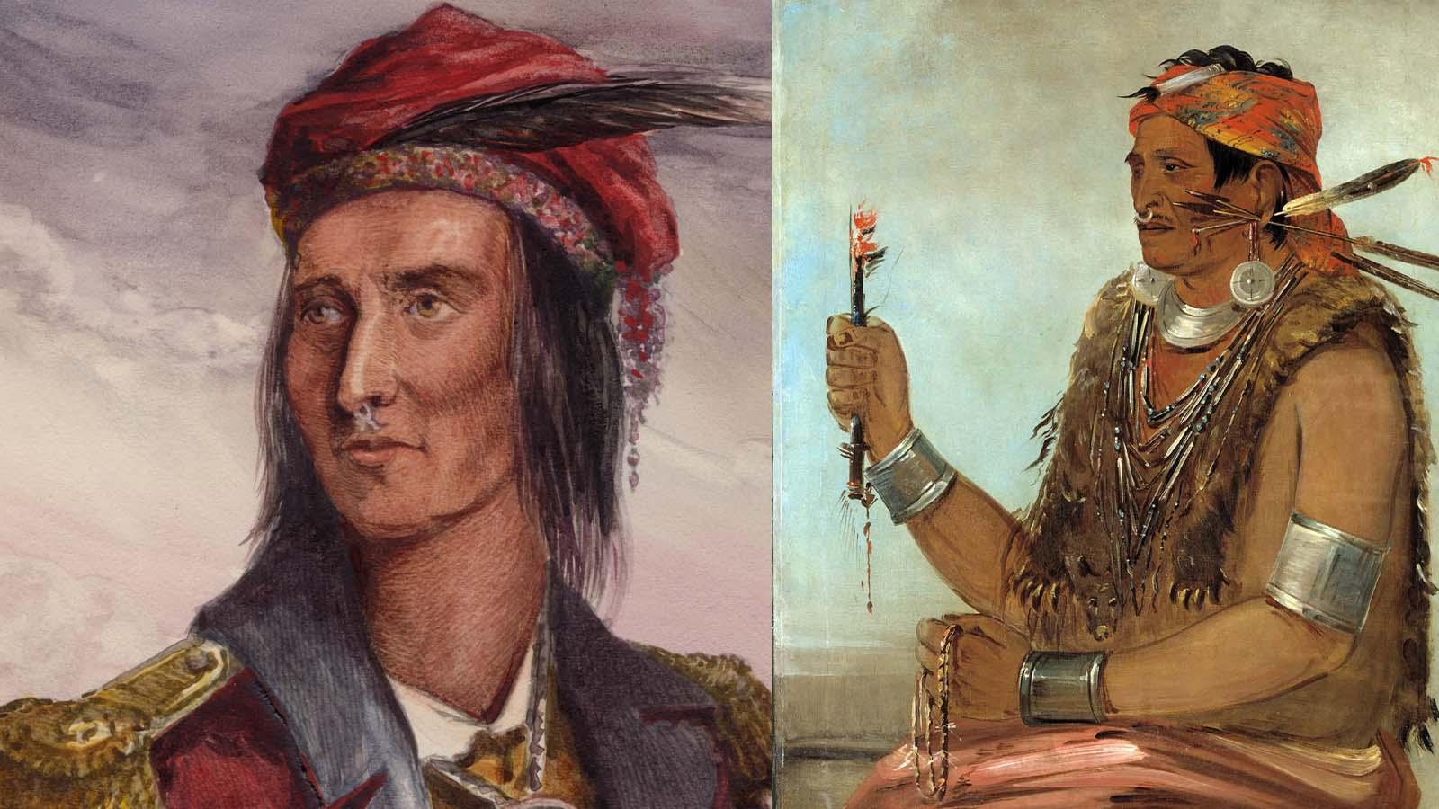 Risultato immagini per tecumseh