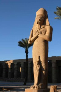 One of Egypt's greatest sights, the Temple at Karnak is unsurpassed among ancient religious monuments.