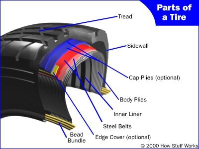Tire Cutaway Big on Diagram Of Inside Car Hood