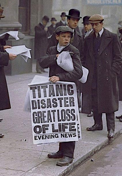Rms Titanic And Robert Ballard Rediscovering The Steel Giantess Titanic Survivors Howstuffworks