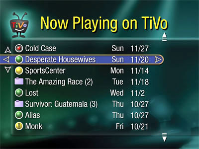 TiVo: The Service - The TiVo Service | HowStuffWorks
