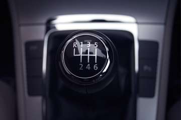 Are today's manual transmission cars more efficient than