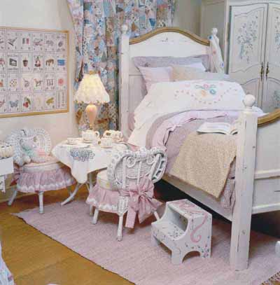 enchanted forest decorations.htm fairy tale forest toddler bedroom decorating idea howstuffworks  fairy tale forest toddler bedroom