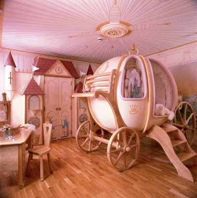 . Princess in Residence Toddler Bedroom Decorating Idea   HowStuffWorks